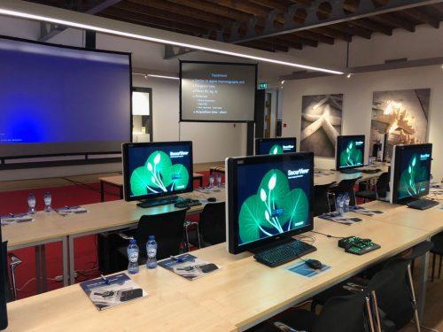 Tomo trainingroom