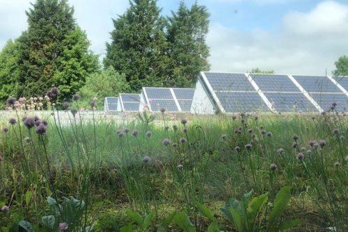 128 Tromp solar panels