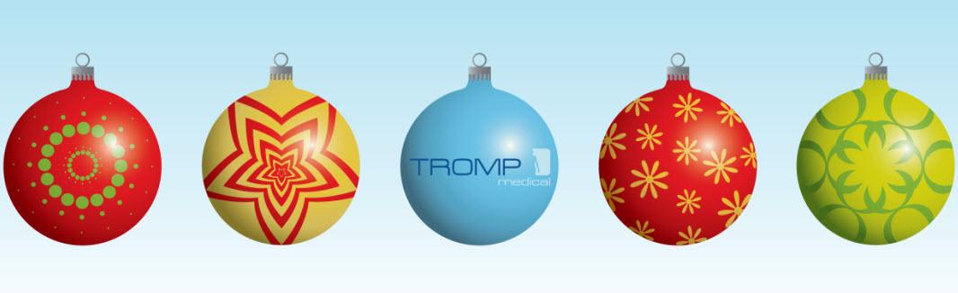 Tromp Kerstballen