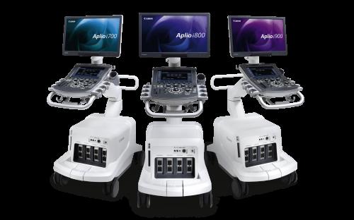 Canon Medical Aplio PRISM System Range i700 i800 i900