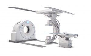 Toimenpideradiologian laitteet